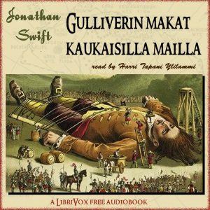 Gulliverin matkat kaukaisilla mailla(11149) by Jonathan Swift audiobook cover art image on Bookamo