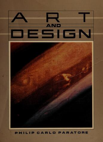 Cover of: Art and design   Philip Carlo Paratore