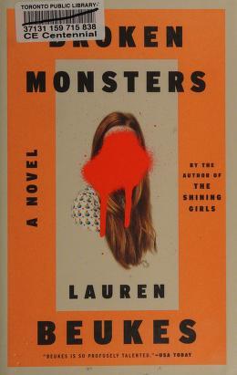 Cover of: Broken monsters   Lauren Beukes