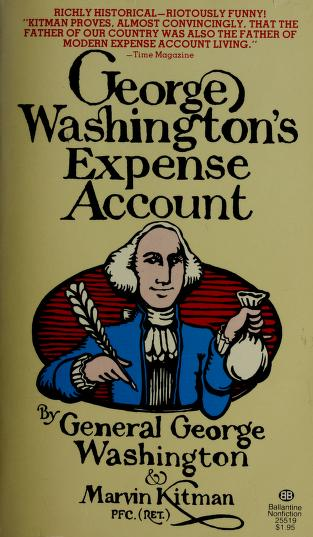 Cover of: Geo Washington's Exp Acc | Marvin Kitman