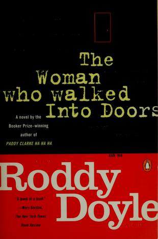 Cover of: The woman who walked into doors | Roddy Doyle